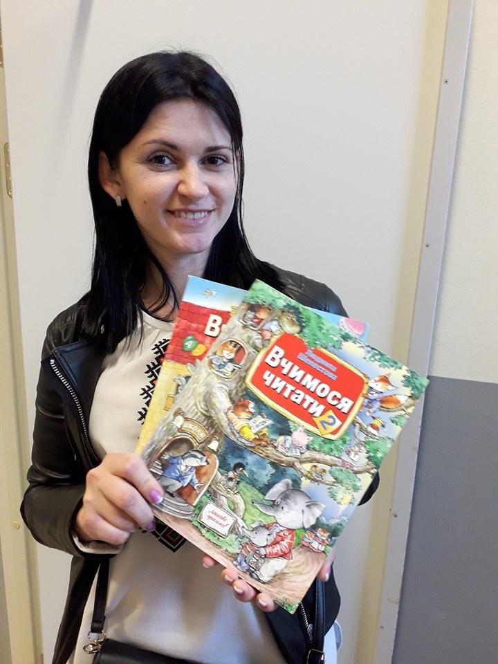 Пані Анастасія навчає дошкільнят читати за методом професора Шелестової Людмила Шелестова