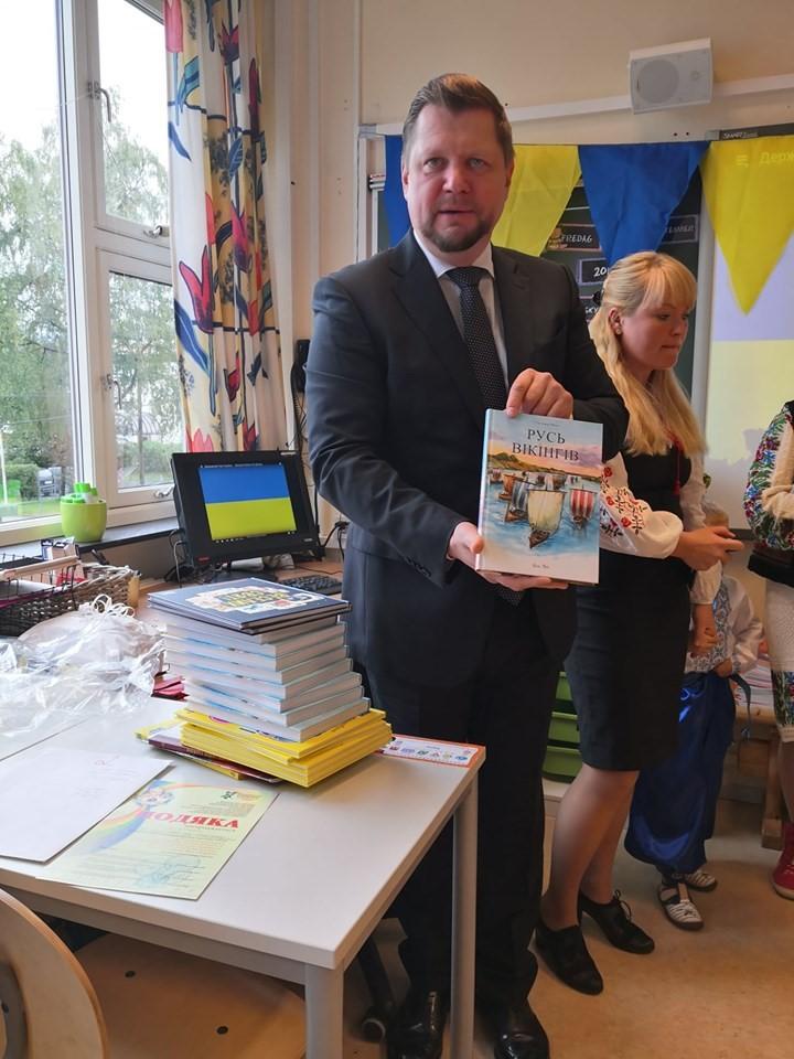 Українські діти мають знати історію Батьківщини