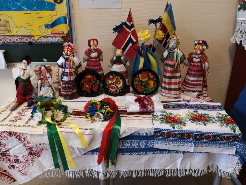 Українські лялечки пані Ніни